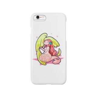 星屑の人魚 Smartphone cases
