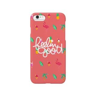 feelin' good 02 Smartphone cases