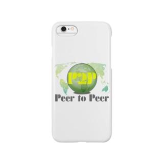 P2P スマートフォンケース