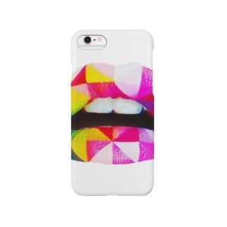 ポップなイメージ Smartphone cases