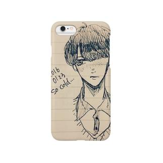 マッシュくん Smartphone cases