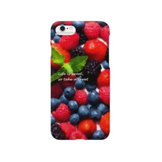 ベリーベリー Smartphone cases