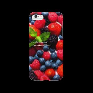 June5thのベリーベリー Smartphone cases