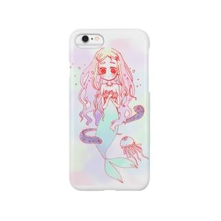 人魚姫 Smartphone cases