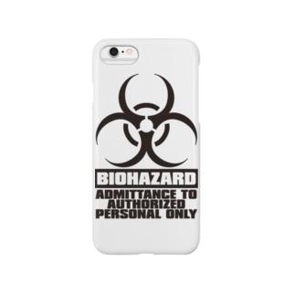 BIOHAZARD Smartphone cases