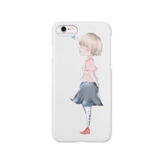 おんなのこ🌸 Smartphone cases