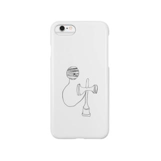 けん玉 Smartphone cases