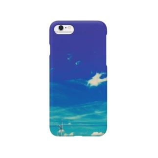 青空...♪*゚ Smartphone cases