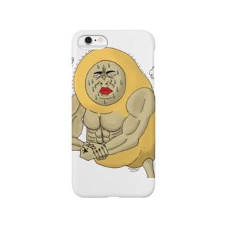 讃岐ラブレンジャーズ 骨つき鶏「がいな事なっとんな」 Smartphone cases