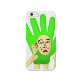 讃岐ラブレンジャーズ 手袋「なんがでっきょんな」 Smartphone cases