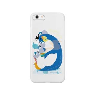Penguin Tea Time Smartphone cases