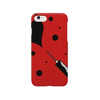 注射器から愛 Smartphone cases