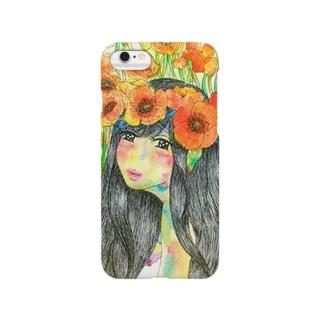 poppy Smartphone cases