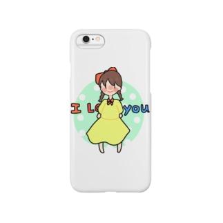 love girl Smartphone cases