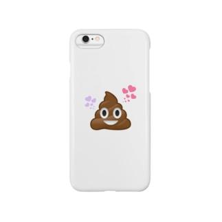 うんぴっぴ Smartphone cases