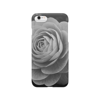 ブラックローズ Smartphone cases