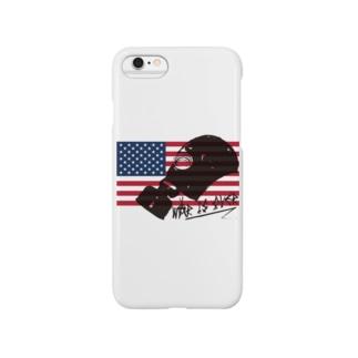 WAR_IS_OVER! Smartphone cases