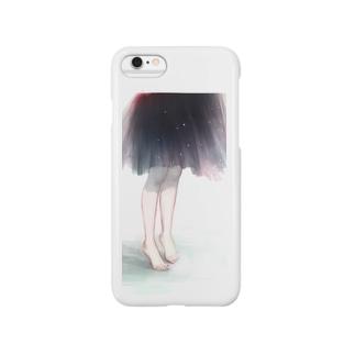 つま先 Smartphone cases