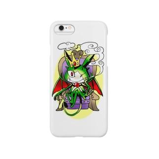 使い魔ビル Smartphone cases
