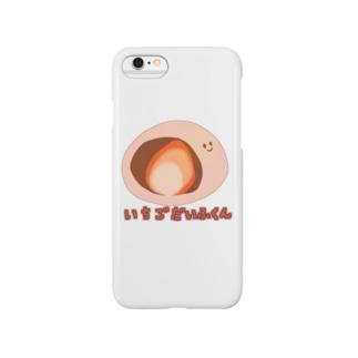 いちごだいふくん Smartphone cases