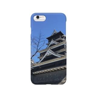I LOVE 熊本 Smartphone cases