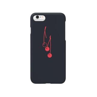 桜桃 Smartphone cases