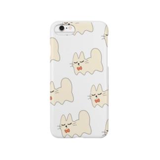 まぬけねこ Smartphone cases