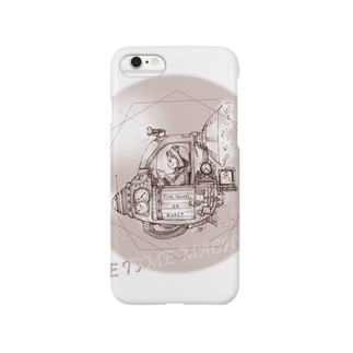 The Time Machine Smartphone cases