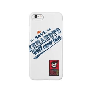 熊本支援 パチもん iPhone6 Smartphone cases