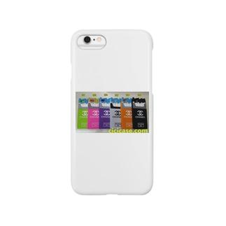 シャネル iphone 6s/se タバコ ケース シリコン製 galaxy s6/s6 edge ケース Smartphone cases