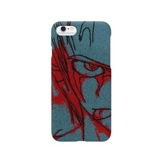 アカイロ Smartphone cases