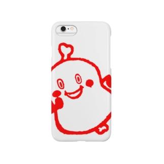 ニクモン Smartphone cases