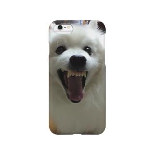 #本日のいぬ Smartphone cases
