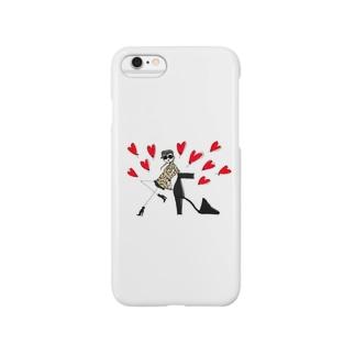 Fashion Girl Smartphone cases