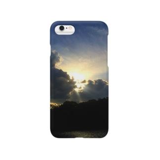 眩しさ Smartphone cases
