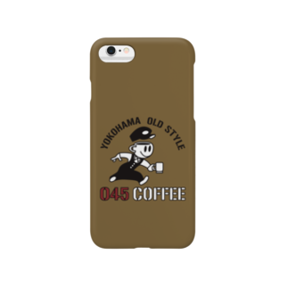 045COFFEE YOKOHAMAの045COFFEE A リッチカラー Smartphone cases