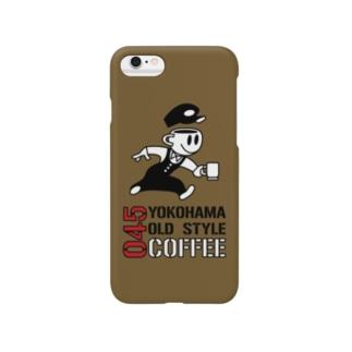 045COFFEE B リッチカラー Smartphone cases