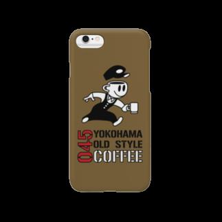 045COFFEE YOKOHAMAの045COFFEE B リッチカラー Smartphone cases