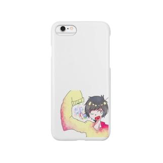 無重力スパイラル☆ Smartphone cases
