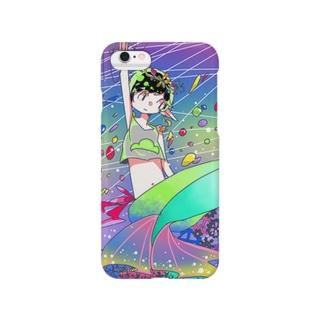 人魚松❀チョロ松 Smartphone cases