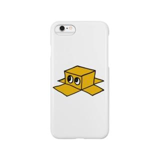 ボクシーくん Smartphone cases