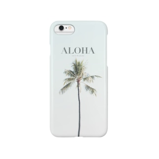 ALOHA ~ life is wonderful ~ Smartphone cases