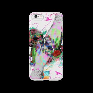 ほにほにわーるどうぉーの絶望 Smartphone cases