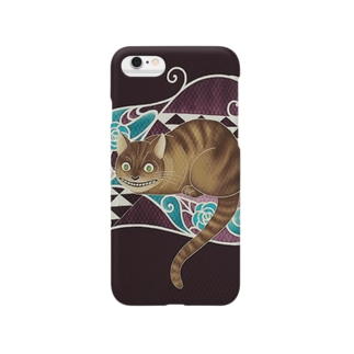 チェシャ猫 Smartphone cases