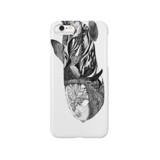 おでめにぎす Smartphone cases
