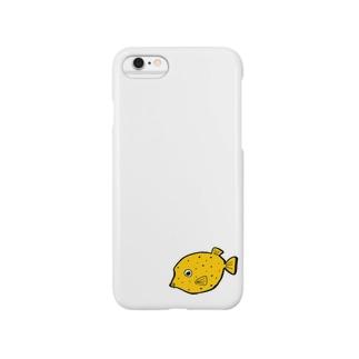 ミナミハコフグ君 Smartphone cases