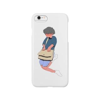 なつのとうらいボーイ Smartphone cases