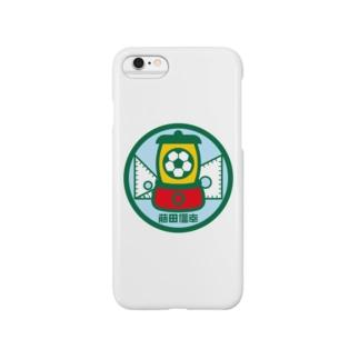 パ紋No.2662 藤田 Smartphone cases
