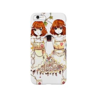 機械系少女 Smartphone cases