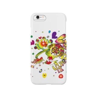 地球に愛を! Smartphone cases